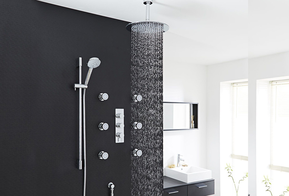 How to choose a shower head