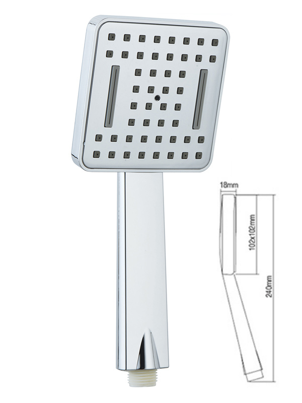 Hand Shower-shower head and handle A-309
