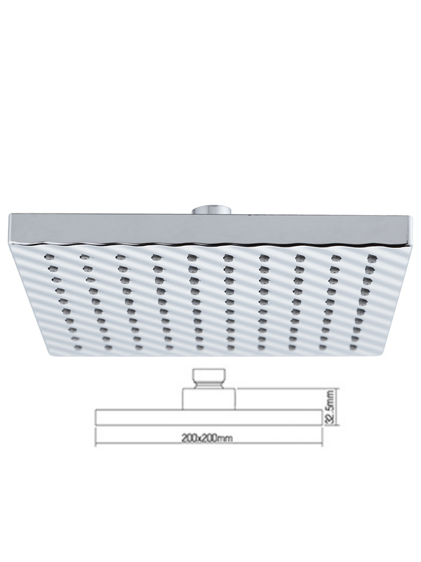 Overhead Shower-shower head extension C-307