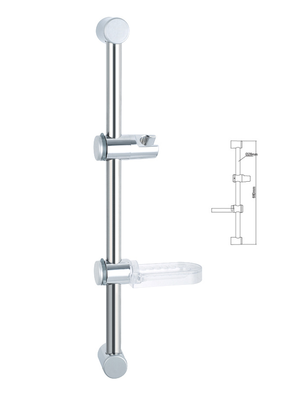 Shower Sliding Bar-H-07