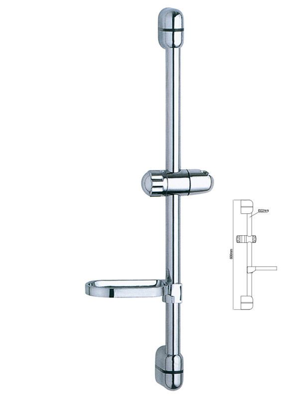 Shower Sliding Bar-Drill-Free Shower Slide Bar