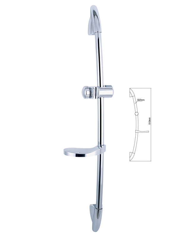 Shower Sliding Bar-H-22