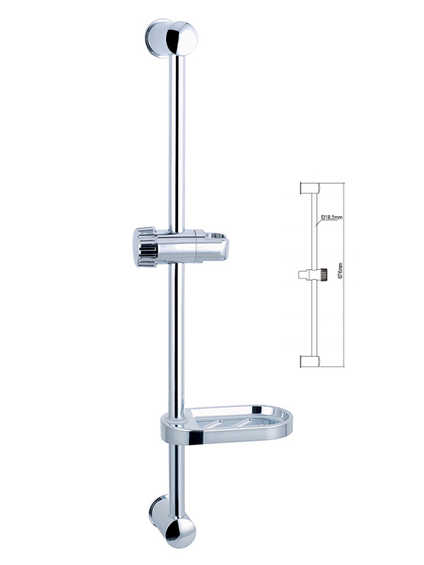 Shower Sliding Bar-H-28