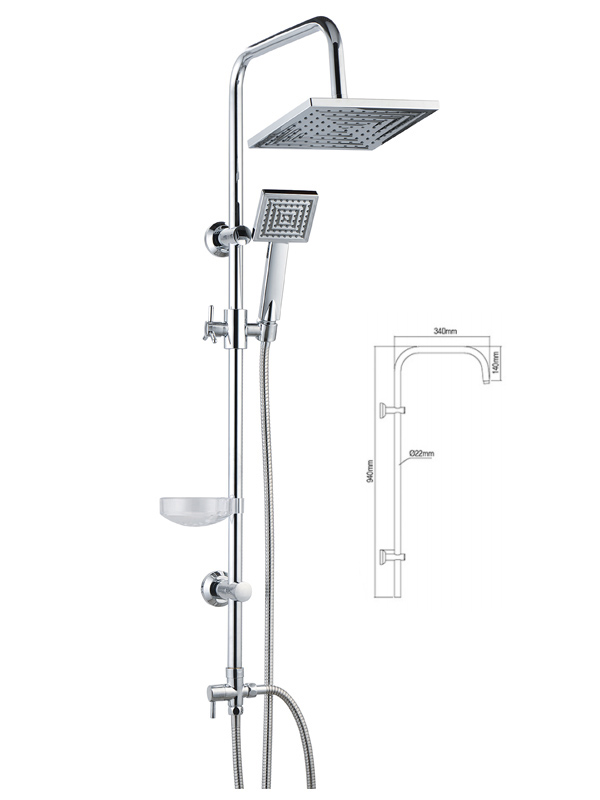 Overhead Showers Offer The Same Performance Benefits